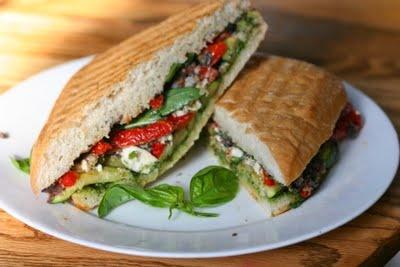 Farmer's Market Sandwich | FARMERS MARKET EATS | Pinterest