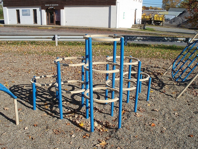 OH Woodsfield - Playground 2 by scottamus, via Flickr
