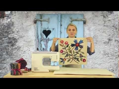 How to Sew a Beginner Eight-Point Star Quilt Block by Edyta Sitar -- Fat Quarter Shop - YouTube