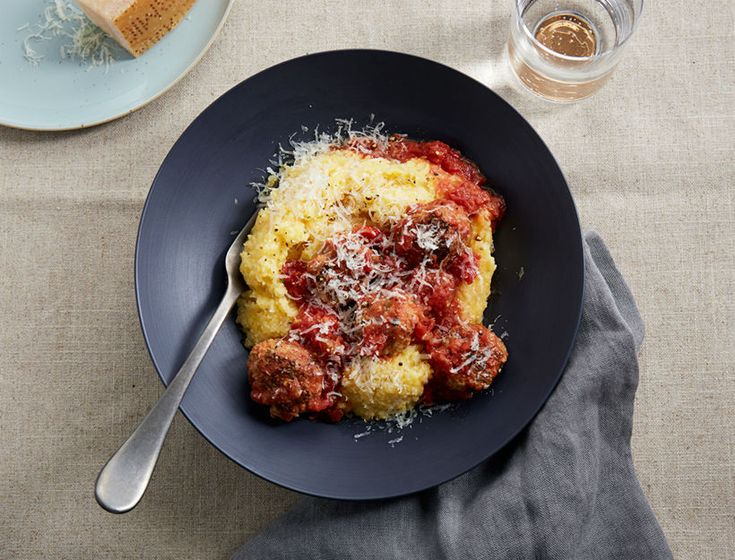 Is there anything better than spaghetti and meatballs for dinner on a cold, autumn evening? These simmer all day so the only thing you have to do is cook the pasta (or polenta) when you …