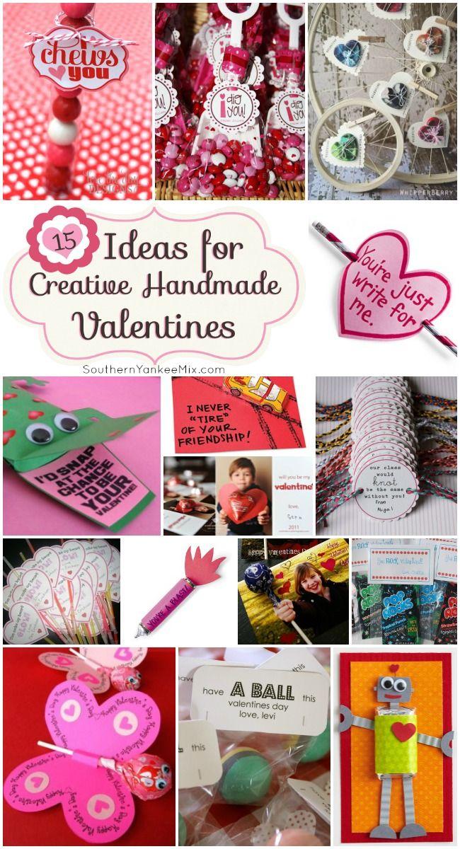 new handmade valentine cards