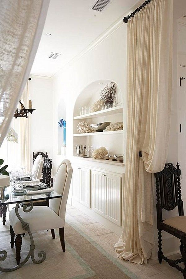 8 best images about what to put in a niche on pinterest for Dining room niche ideas