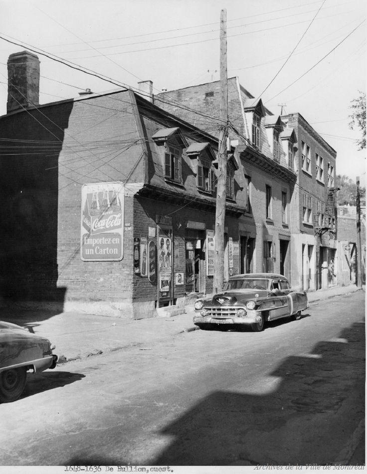1648-1636 De Bullion, ouest. - Montréal, 1957.