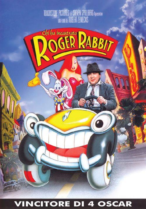 Watch->> Who Framed Roger Rabbit 1988 Full - Movie Online