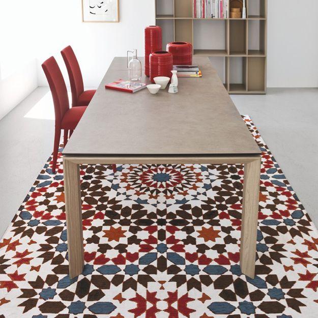 Calligaris Omnia Ceramic Extendable Table