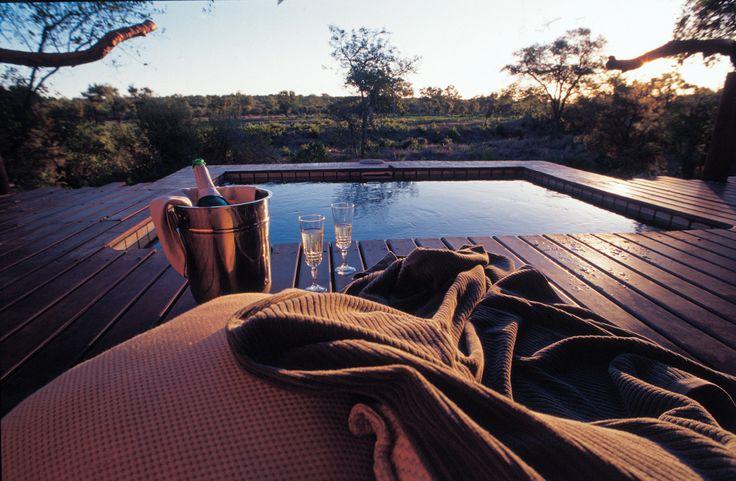 #Simbambili Game Lodge  www.safari2africa.com
