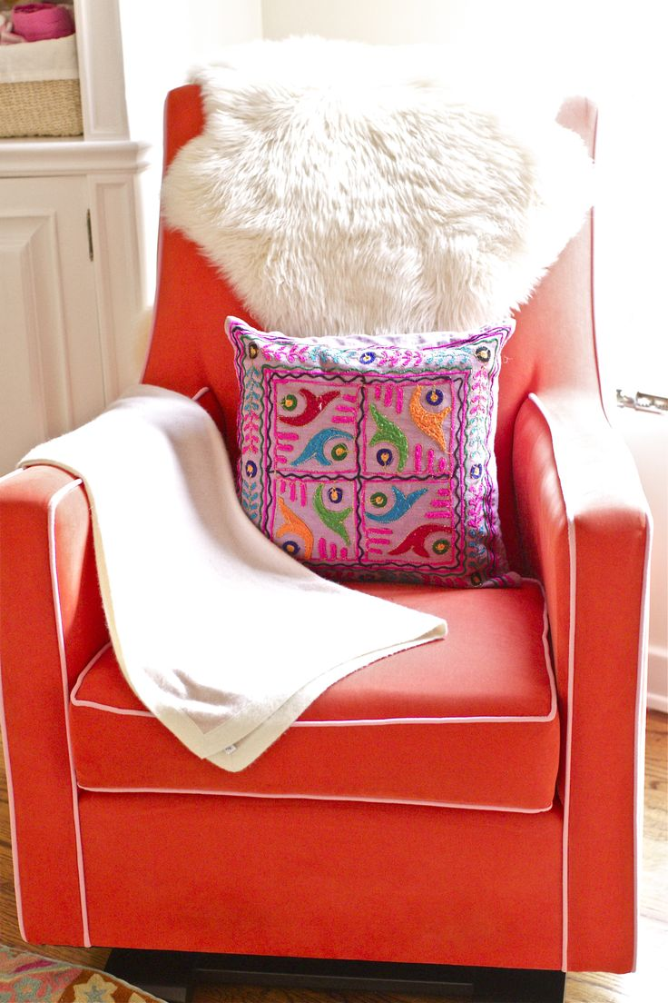 Little castle transition white leather swivel glider - The Luca Glider Flame Retardant Free Non