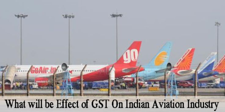 GST is a big achievement in taxation sector in India. Almost GST effect on every sector, one of them also impact of GST on Aviation industry the aviation sectors will see a steep hike in the pricing and be costing strategy as the GST.