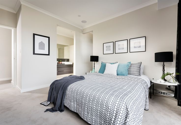 Home Builders Australia   Bedroom   Display Home   New Homes   Interior Design   Home Styling   Home Inspiration  