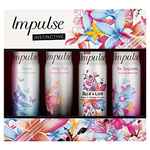 Impulse Instinctive Gift Set: Amazon.co.uk: Beauty