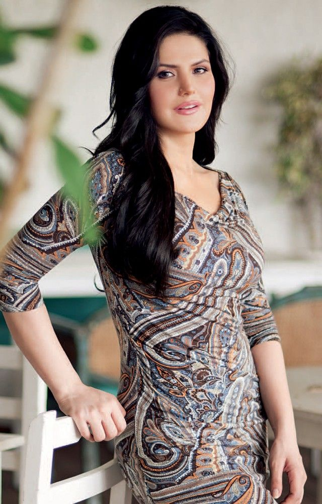 Zarine Khan #Bollywood #Fashion