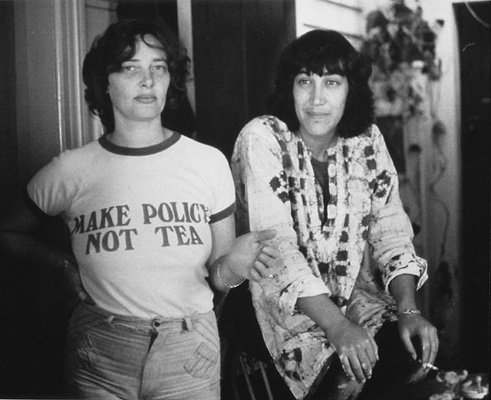 Make Policy Not Tea - 1979,marti friedlander