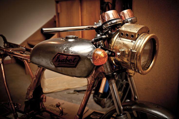 Steampunk CB350