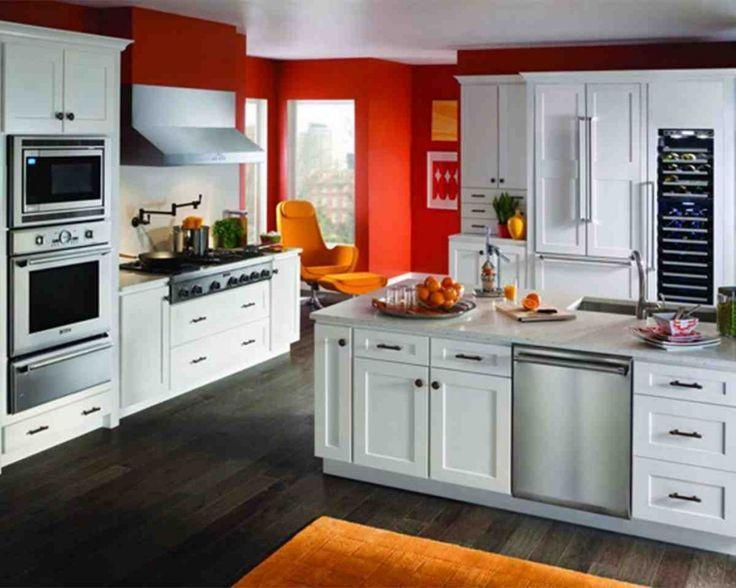most popular cabinet color 2014 kitchen
