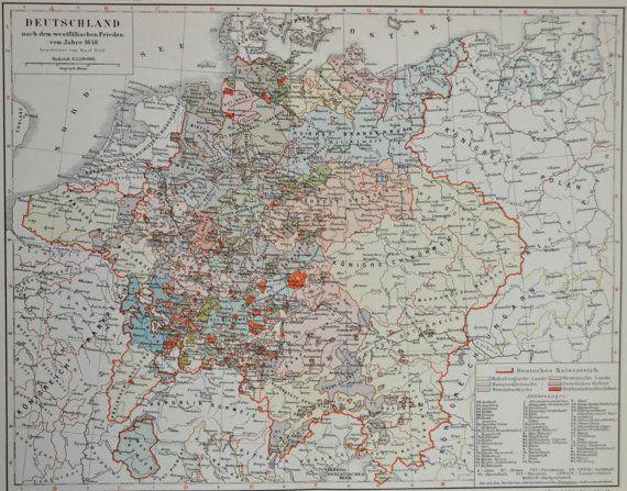 Best Osnabrück Maps Ideas On Pinterest Bundesländer Mit - Germany map by year