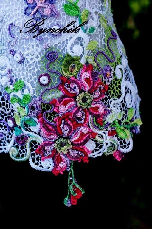 Главная страница друга Beautiful crochet!