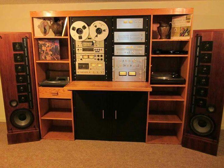 Pioneer Electronics Amp Infinity Rs Speakers Vintage