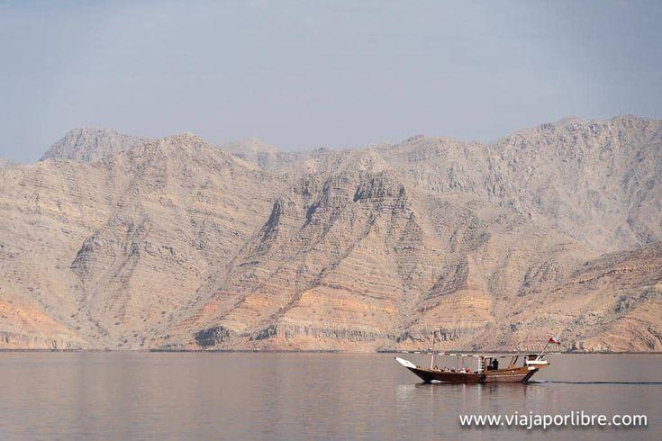 Musandam y los fiordos de Omán (en coche desde Dubai)