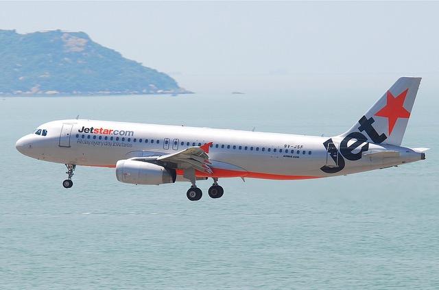 Jetstar Asia Airbus A320-232