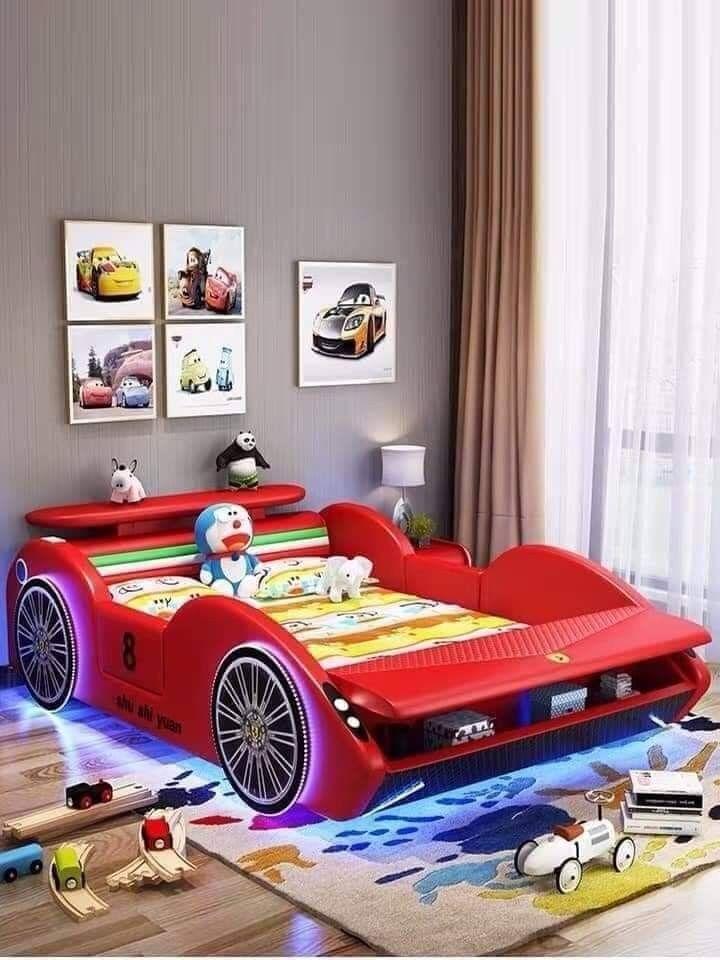 سرير اطفال على شكل سيارة Cosas Para Comprar Compras Cosas