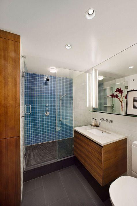 interior therapy :: 트럭 차고를 개조해서 만든 복층 아파트 인테리어/평면도