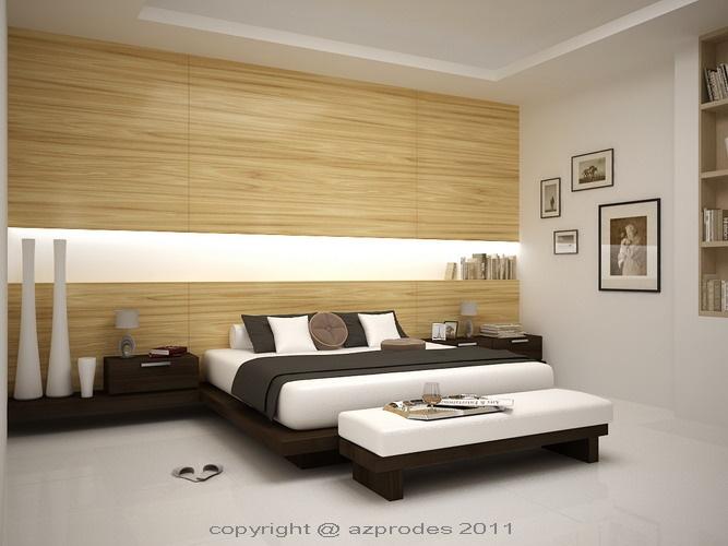Master Bedroom Design - Azprodes