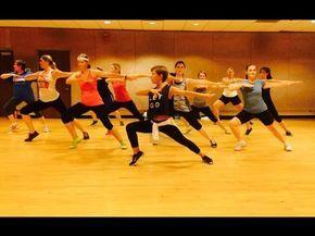 """SANTA MARIA"" Gotan Project - Argentine Tango Dance Fitness Workout Valeo Club - YouTube"