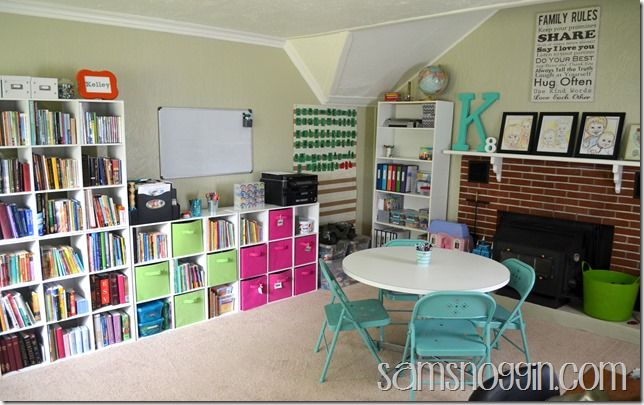 99 Best Images About Homeschool Room Ideas On Pinterest