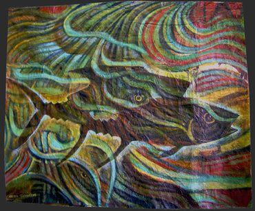 dyslexia - Michel Tuffery, New Zealand artist