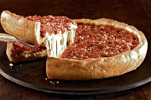 Giordano's, my favorite Chicago style, stuffed pizza.  And I can vouch for their nationwide shipping -- great way to enjoy this treat from afar! -- SKR