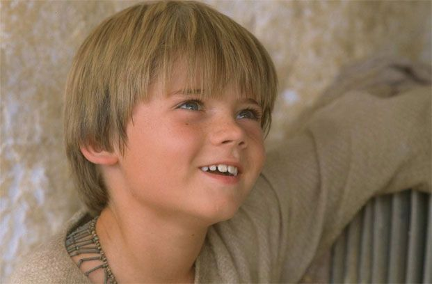 Young Anakin. He's such a precious little boy. <3