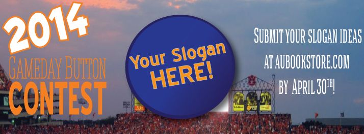 Auburn University Bookstore Fires up Fans with a Game Day Button Contest