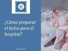Preparar el bolso para el hospital con tiempo para la llegada de su recién…