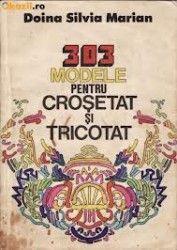 303 modele pentru crosetat si tricotat