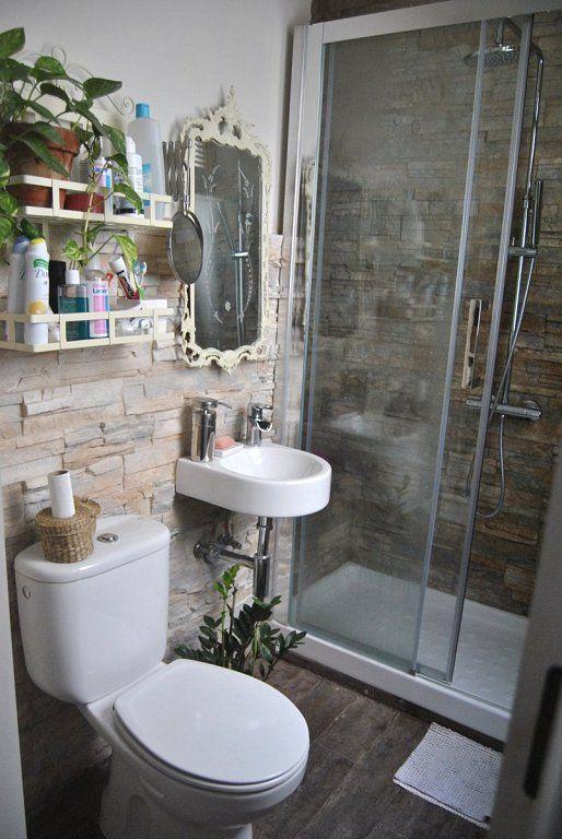 Soluciones para espacios peque os en casas reales casa - Soluciones para banos pequenos ...
