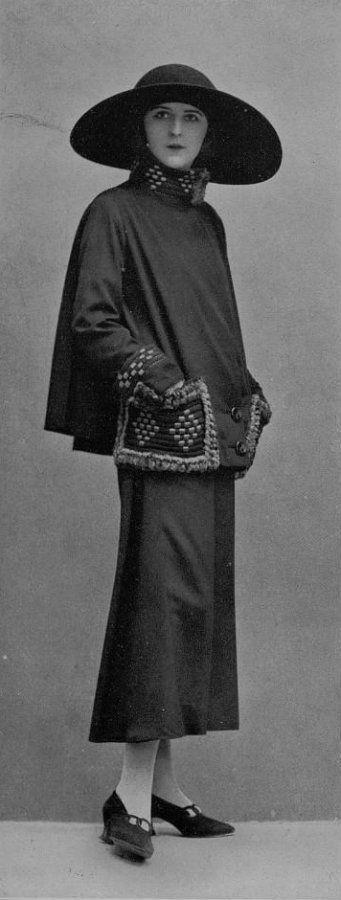 1923. @Deidra Brocké Wallace