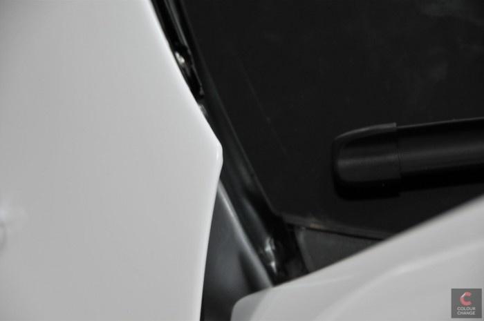 Audi Q5 - white gloss