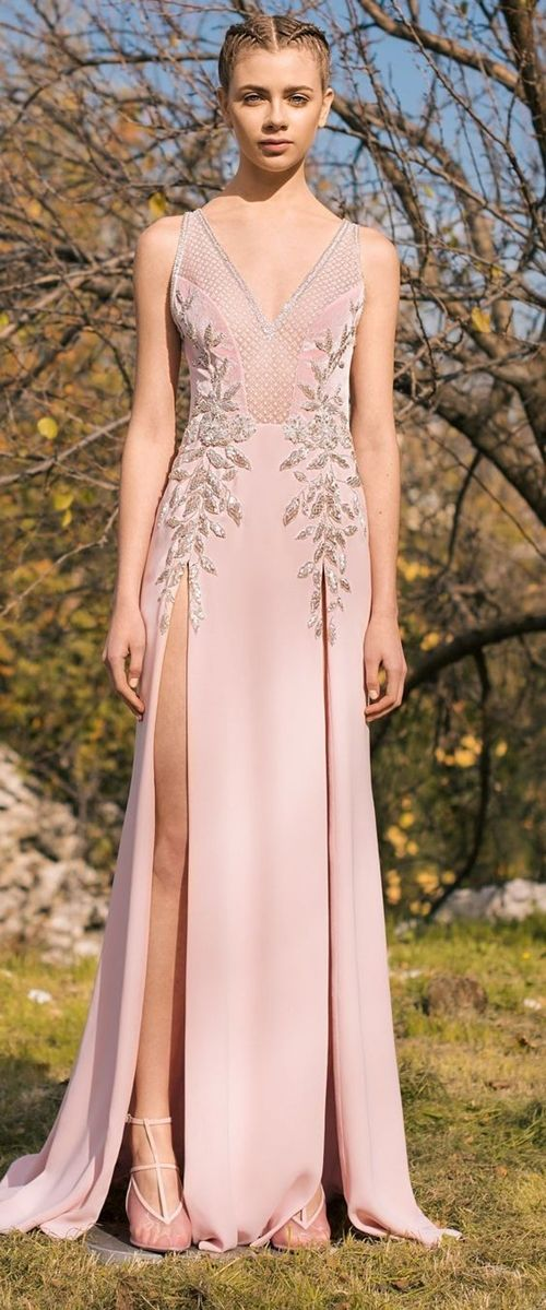 960 best vestidos festa images on Pinterest | Neckline, Fashion ...