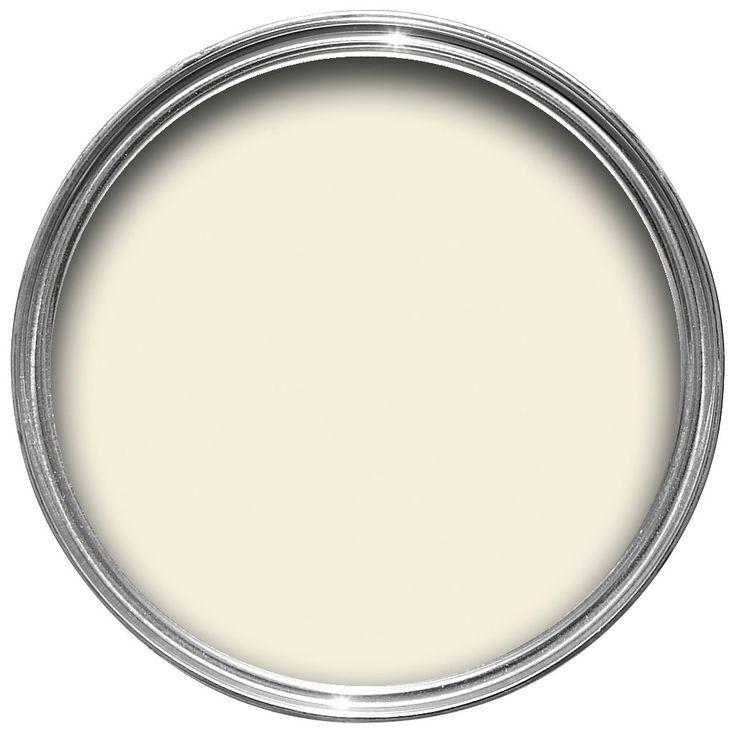 Dulux Natural Hints Jasmine White Matt Emulsion Paint 5L   Departments   DIY at B&Q