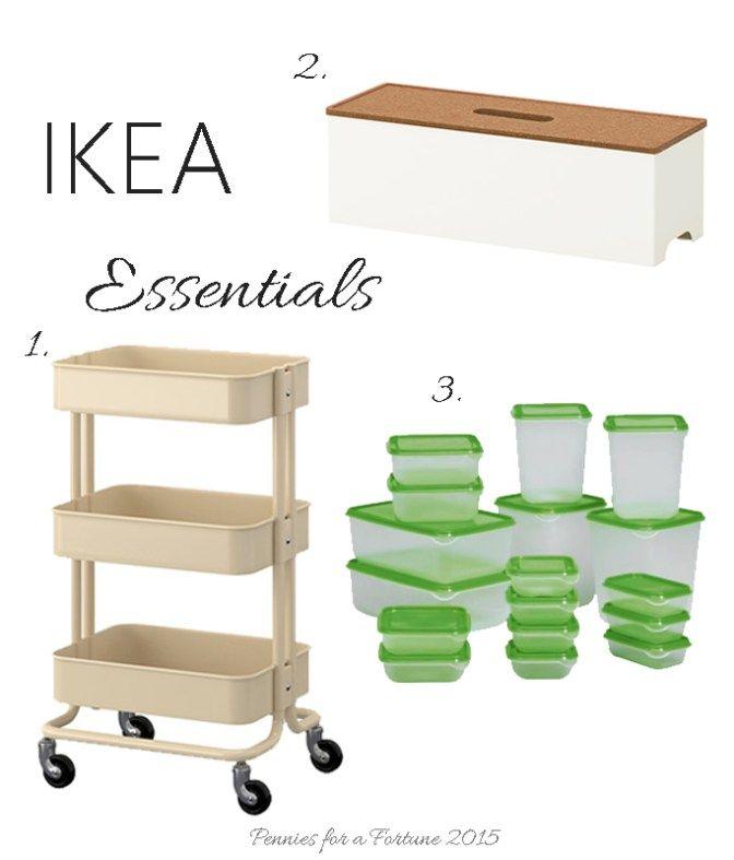 Ikea Essentials one