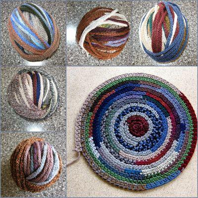 grenchner regenbogen strickliesel teppich knitting. Black Bedroom Furniture Sets. Home Design Ideas
