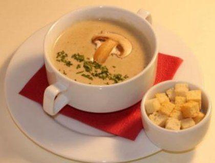 Крем-суп традиционные рецепты