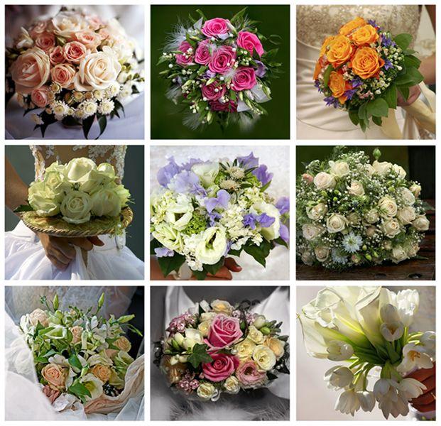 Beginners Guide To Choosing Wedding Flowers
