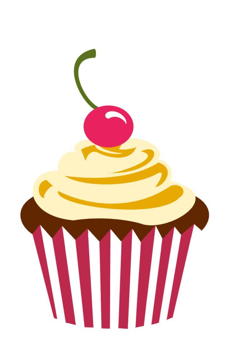 cupcakes png deviantart - Pesquisa Google | coctels, cupcake\'s and ...