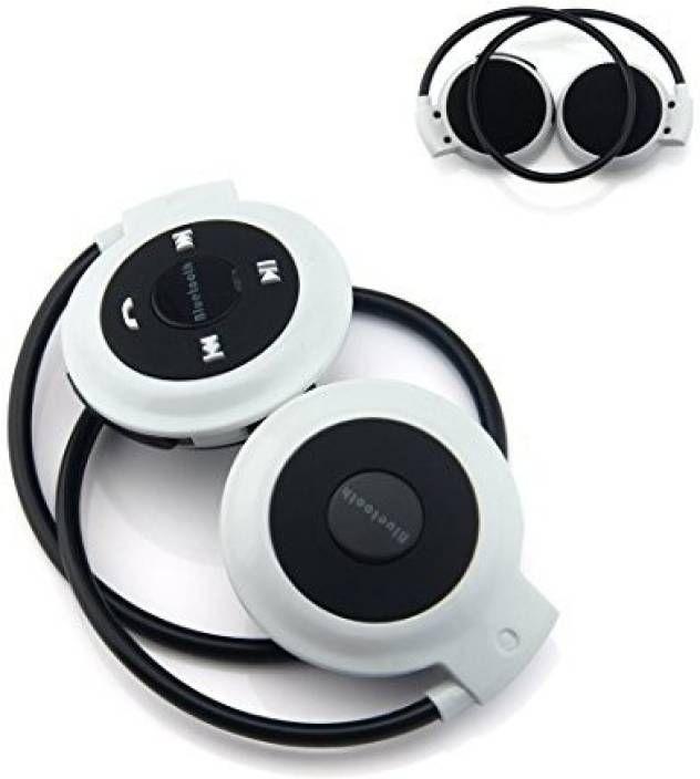 Fifine Fifine Wireless Bluetooth Music Stereo Universal Headset Headphone For Iphone Ipad Samsung White Bluetoo Wireless Bluetooth Headphone Bluetooth Headset