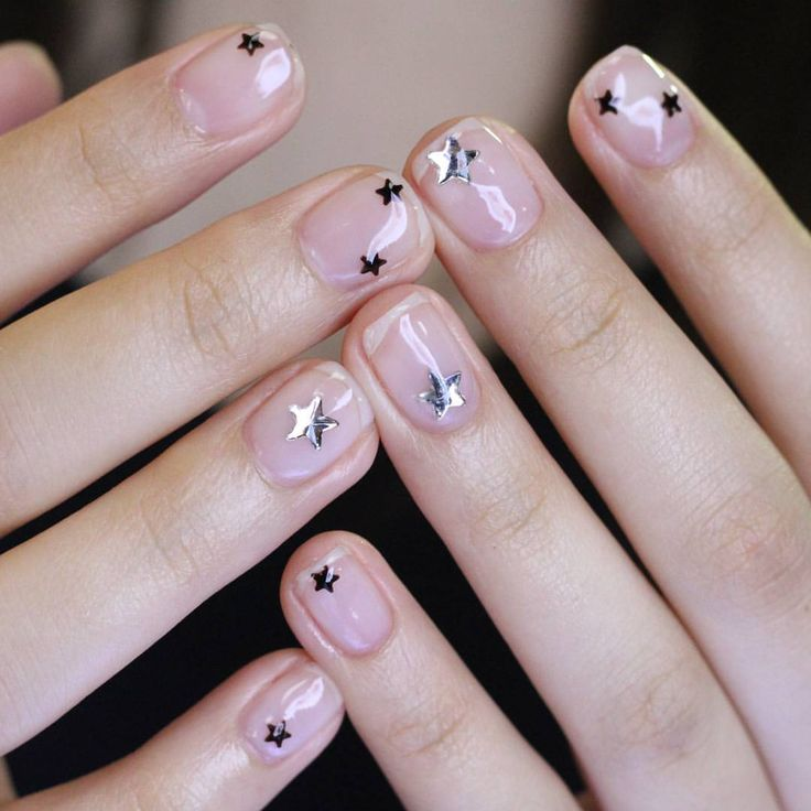 Best 25 korean nails ideas on pinterest korean nail art pretty pink nails prinsesfo Gallery