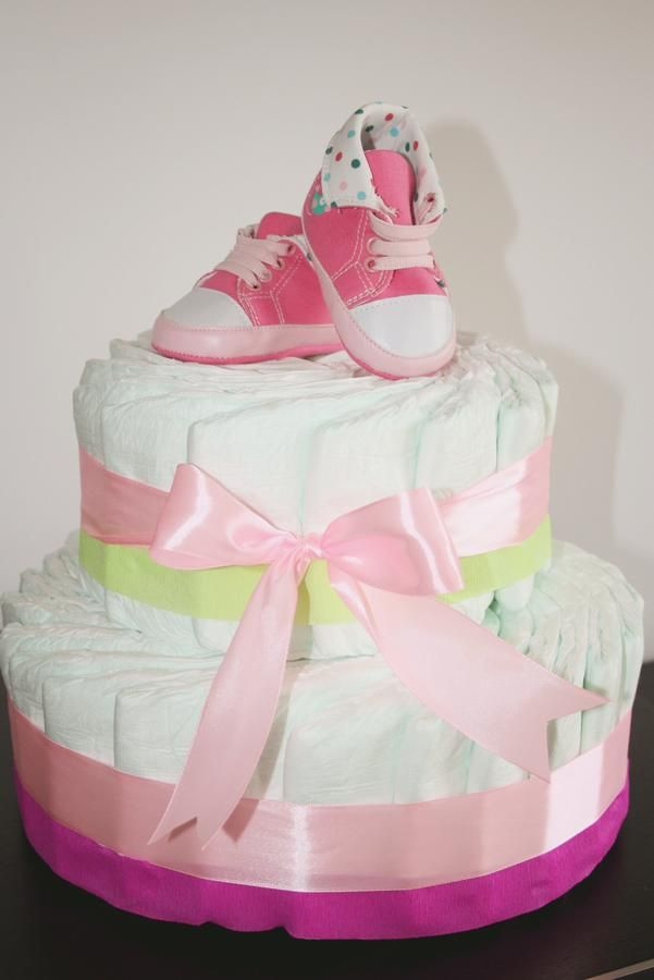 baby girl shower pink