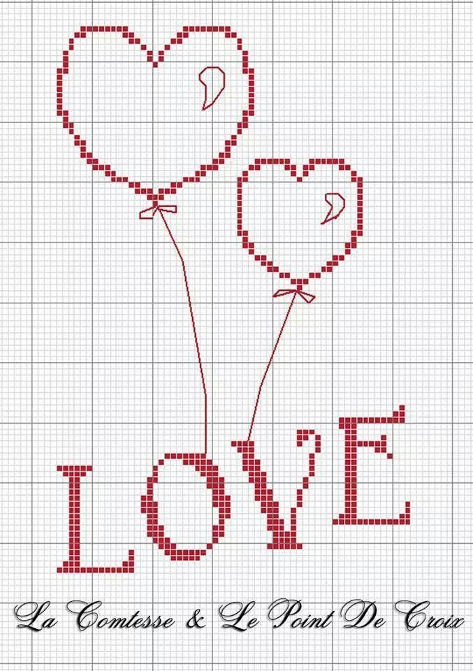 Heart Love Balloons