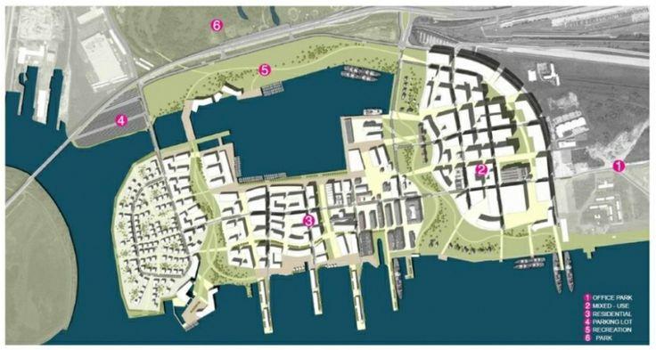 Perencanaan Desain Perkotaan Kota Philadelphia Baru Yang Lebih Manusiawi