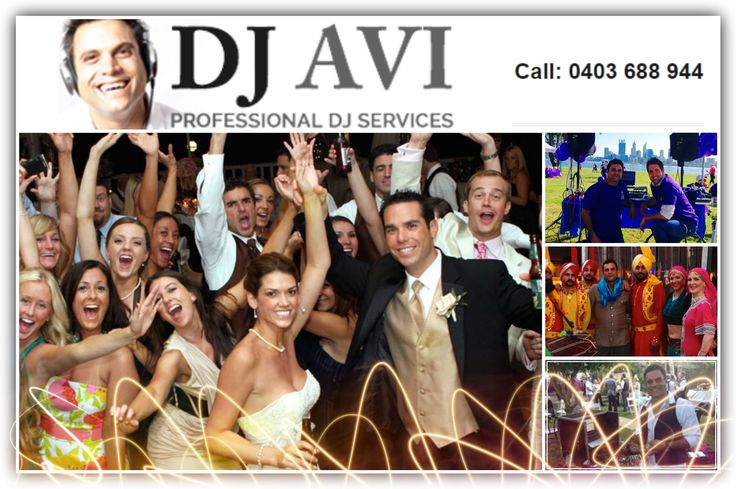 Need to hire Wedding DJ in Perth? DJ Avi is an experienced Perth wedding DJ service providers, creating the atmosphere you want. With our state-of-the-art sound system and intelligent lighting equipment, we can make your special day memorable and enjoyable. Address.43 Hubbard Way, Medina, W.A 6167  Phone.0403 688 944